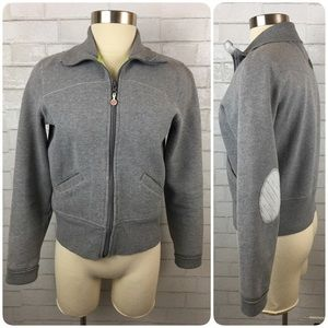 Lululemon roller rink side thick cotton zip up